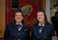Erstmals zwei Frauen in der Lülsfelder Feuerwehr aktiv