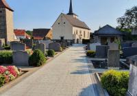Friedhofsanierung in Schallfeld