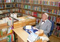 50 Jahre Bibliotheksleiter