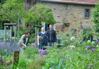 Besondere Auszeichnung für Naturgarten